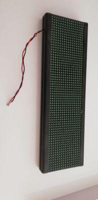 P7,62 HAT GÜZERGAH TABELASI (DIP LED-Beyaz)