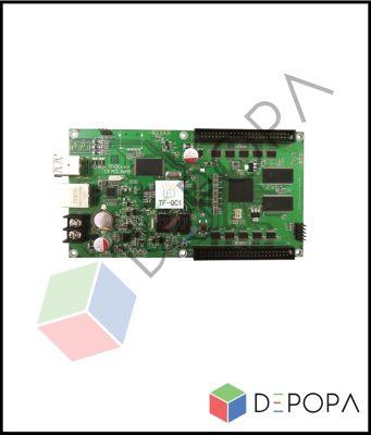 TF-QC1 FULL RENK RGB KAYAN YAZI KONTROL KARTI